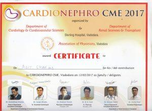 Cardio-Nephro cme